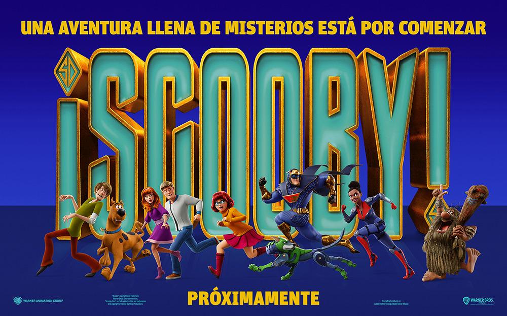 El Capitán Cavernícola es rediseñado para la película de Scooby Doo
