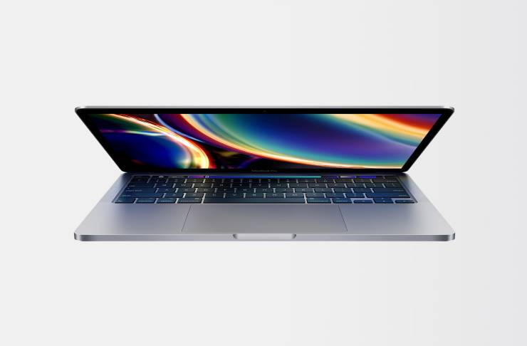 Apple presenta su MacBook Pro 13″ con Magic Keyboard