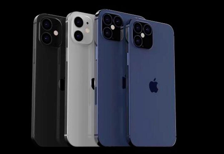 Así serían los iPhone 12; filtran posibles características y precios