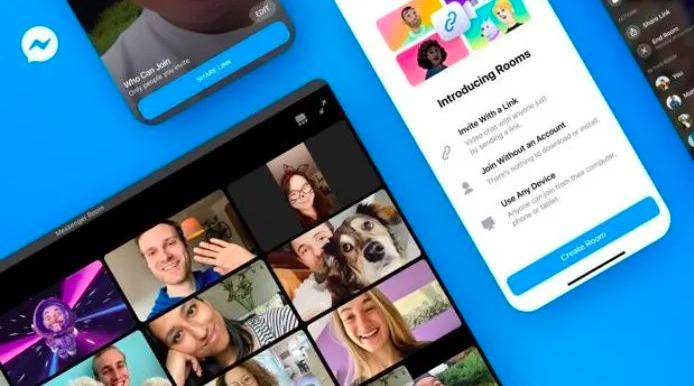 WhatsApp y Messenger Rooms con videollamadas para 50 personas