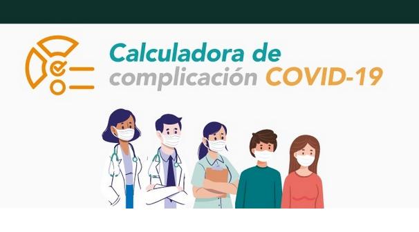 IMSS lanza calculadora de riesgo de complicaciones por COVID-19