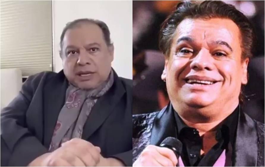 """Juan Gabriel """"reapareció"""" en redes y afirma haber fingido su muerte"""