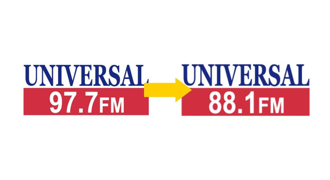 Radio Centro transmitirá Universal Stereo y La Octava en 88.1 FM