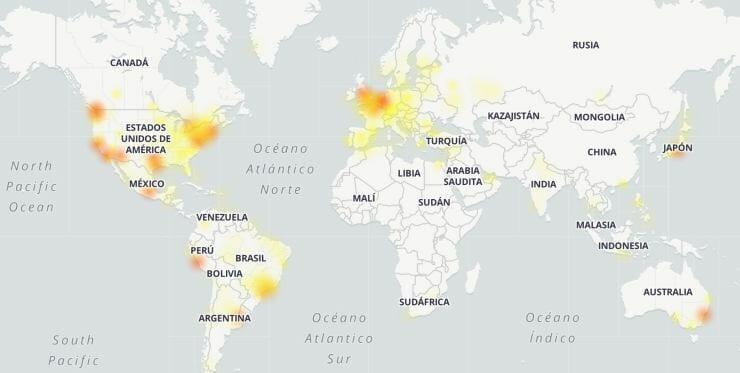 Reportan caída de YouTube en varias partes del mundo 2