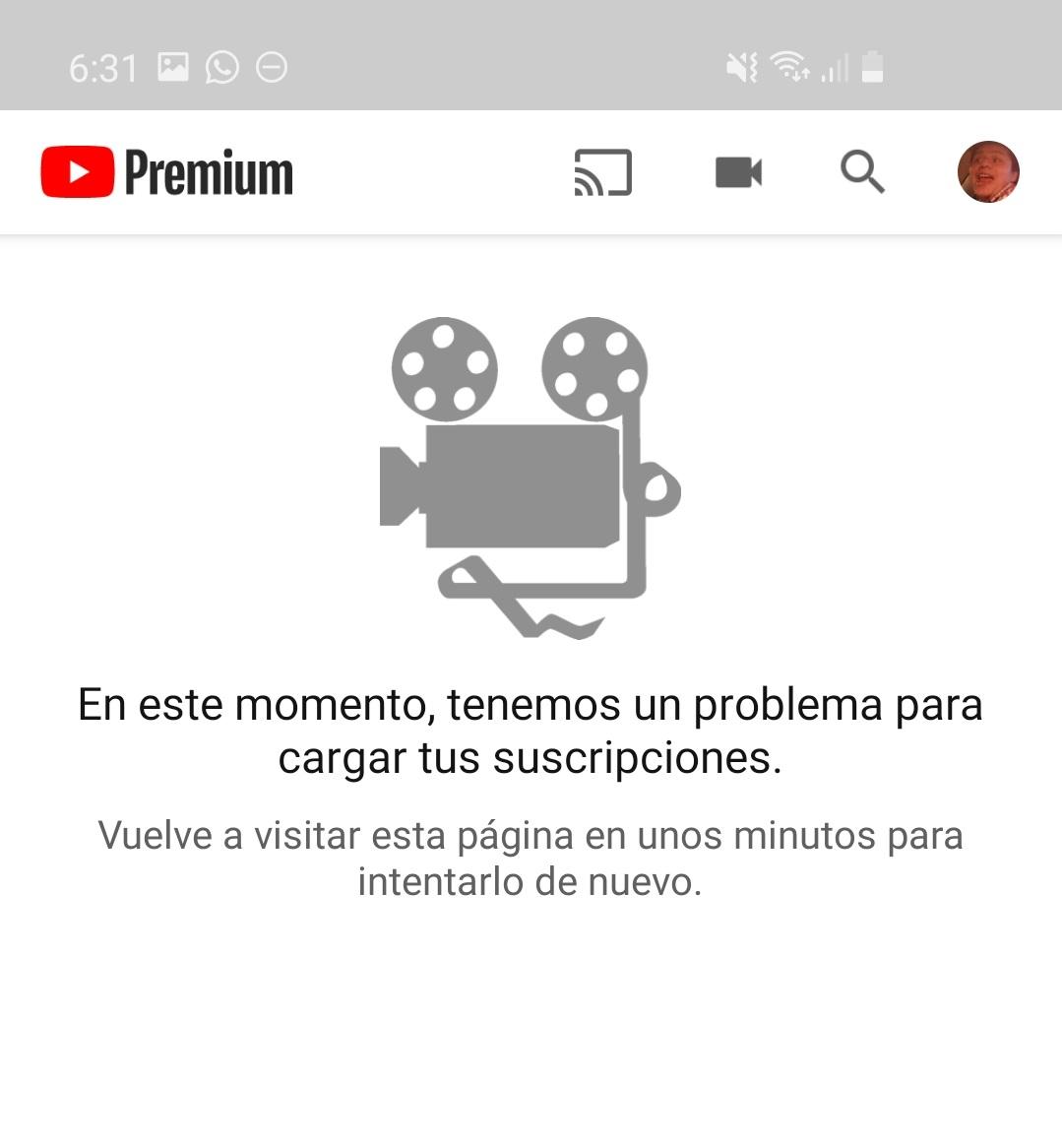 Reportan caída de YouTube en varias partes del mundo 4