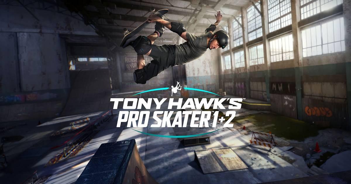 Tony Hawk's Pro Skater 1 y 2 regresan en un videojuego remasterizado
