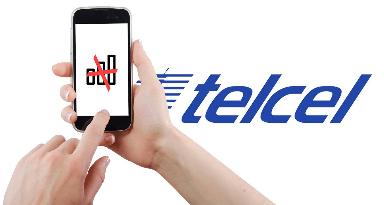 Usuarios de Telcel reportan fallas en la red a lo largo de México