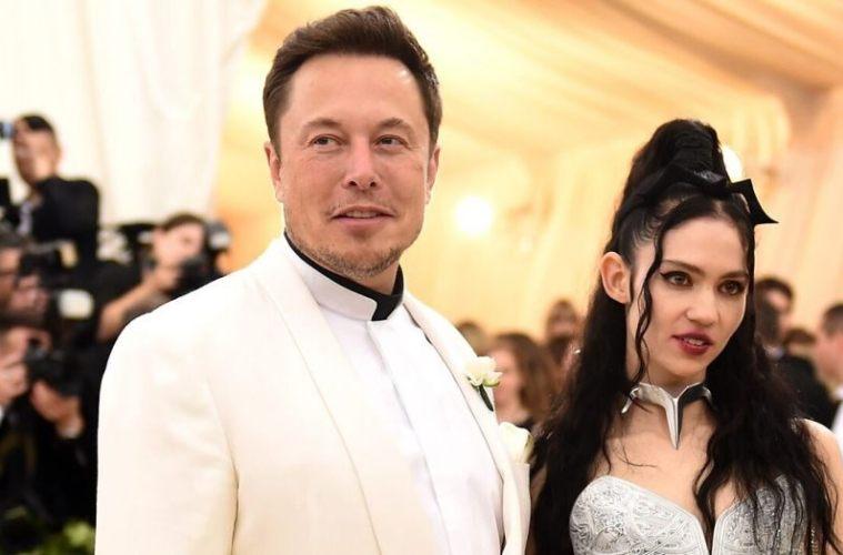 El hijo de Elon Musk y Grimes ya nació y anunciaron que lo llamaran X Æ A-12