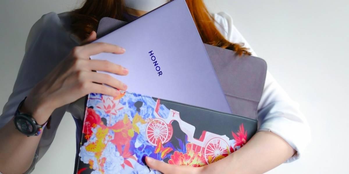 Honor presenta su nueva MagicBook Pro y su tableta con 5G