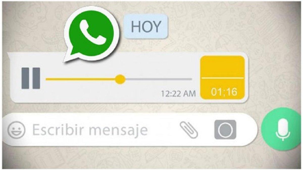 Aquí te enseñamos como liberar memoria que ocupan los audios de WhatsApp
