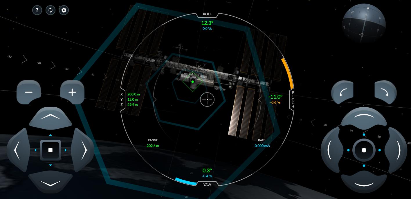 SpaceX desafia tus habilidades y te invita a probar el simulador de su Dragon V2