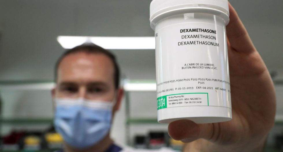 La dexametasona reduce la mortalidad en pacientes con COVID-19