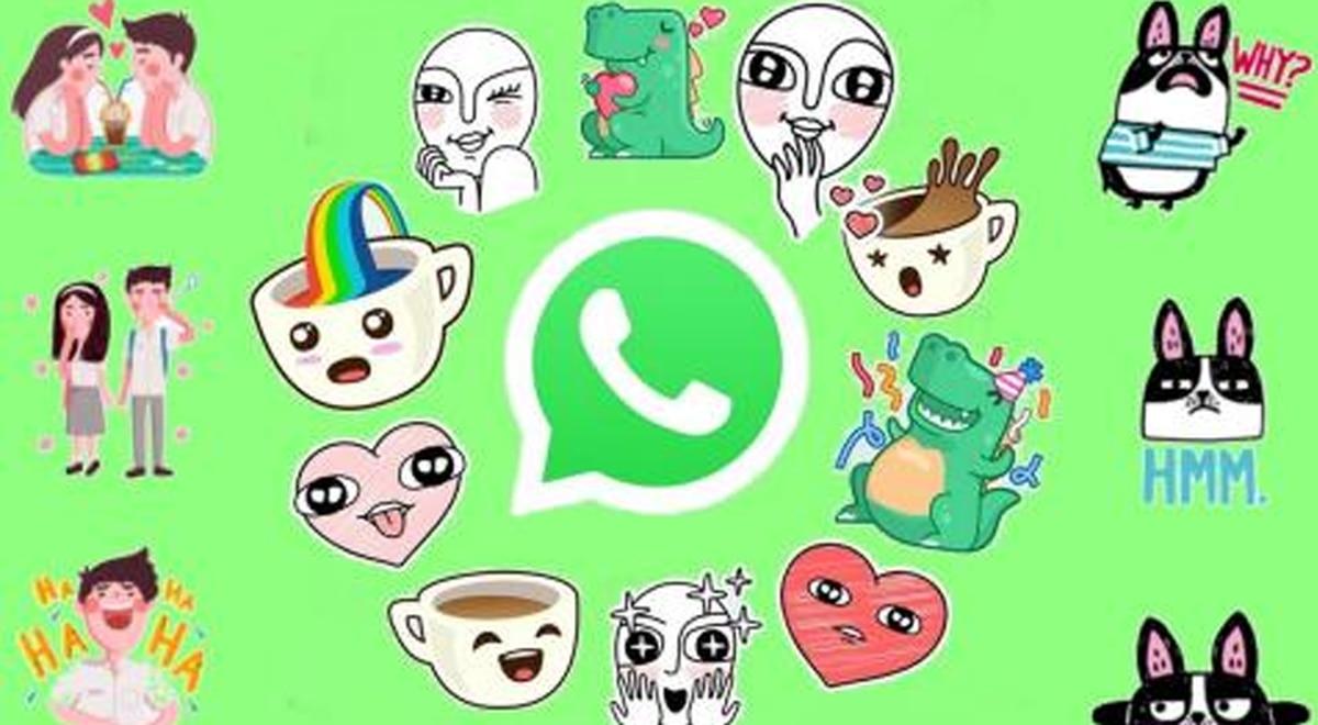 Los stickers animados llegan a WhatsApp para Android y iOS
