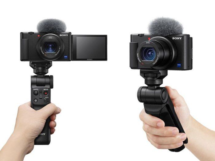Sony ZV-1: la nueva cámara de video 4K hecha para creadores de contenido