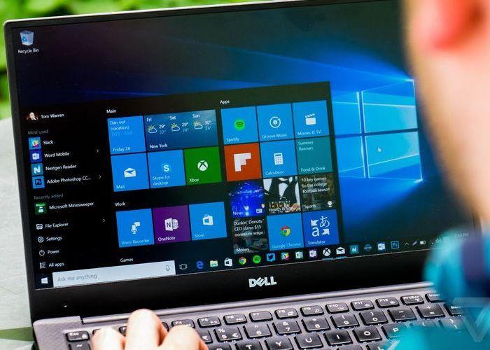 Microsoft lanza el mayor parche de seguridad de toda su historia para Windows 10