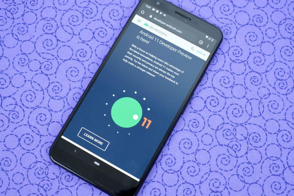 Android 11 ya esta aquí con muchas nuevas funcionalidades