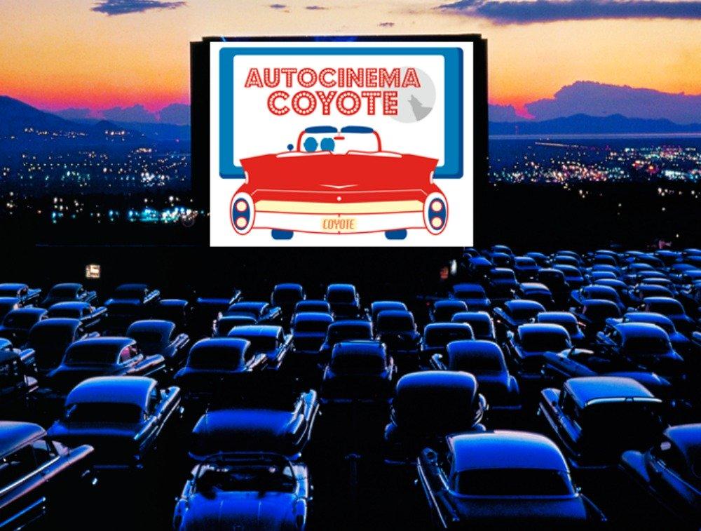 Autocinema Coyote el primer cine que reabre en México tras la nueva normalidad
