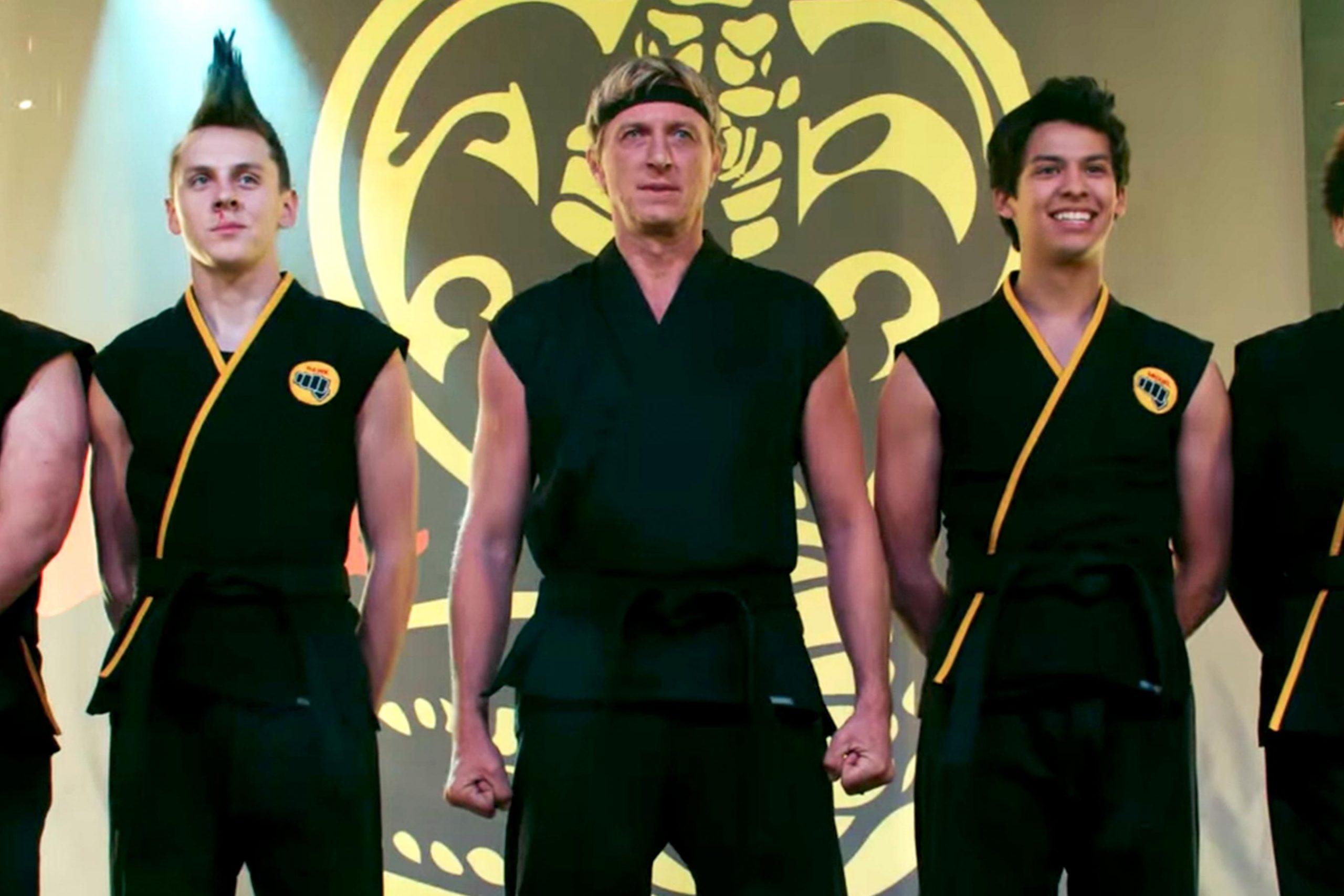 La tercer temporada de Cobra Kai será estrenada en Netflix