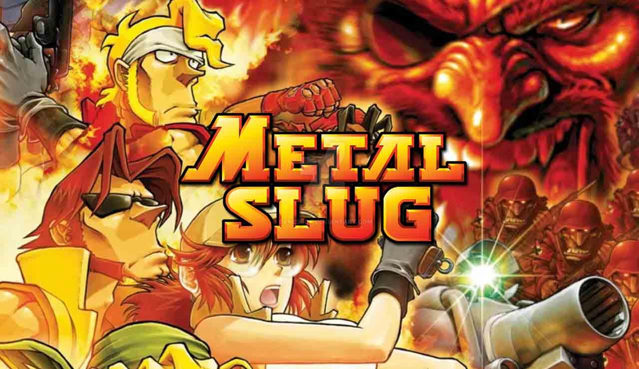Metal Slug esta de vuelta con una nueva versión para celulares
