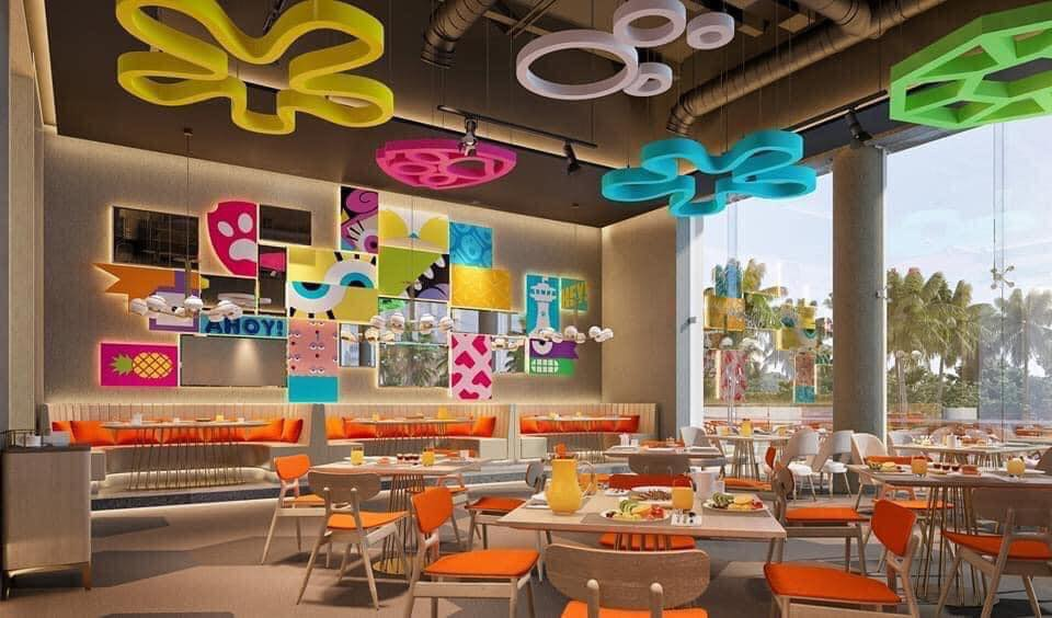 El nuevo hotel temático de Nickelodeon ya tiene fecha de apertura