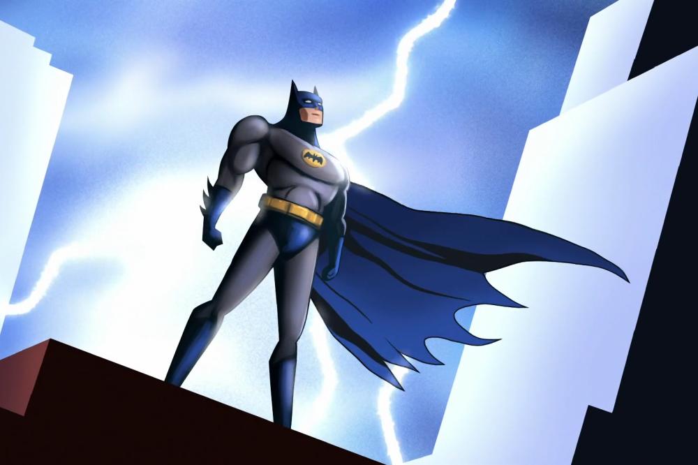 En YouTube puedes ver el documental de la serie animada de Batman de los 90's