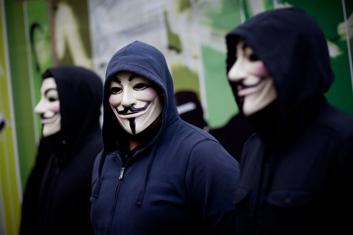 La página de Condusef fue hackeada por Anonymous México y amenazan al Banco de México