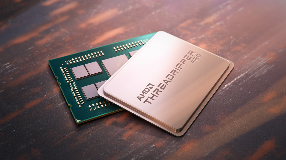 AMD anunció sus procesadores Ryzen Threadripper PRO de 64 núcleos