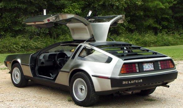 El famoso DeLorean de volver al futuro regresa al mercado
