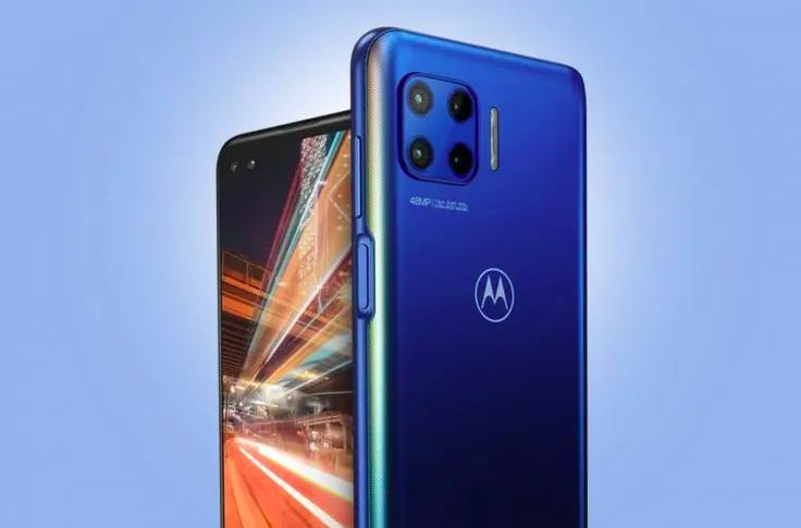 El nuevo Motorola G 5G Plus incluye una conectividad más rápida justo para enfrentarse a Xiaomi