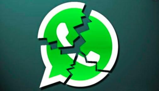 WhatsApp: Fallo en la plataforma provoca caída de la aplicación