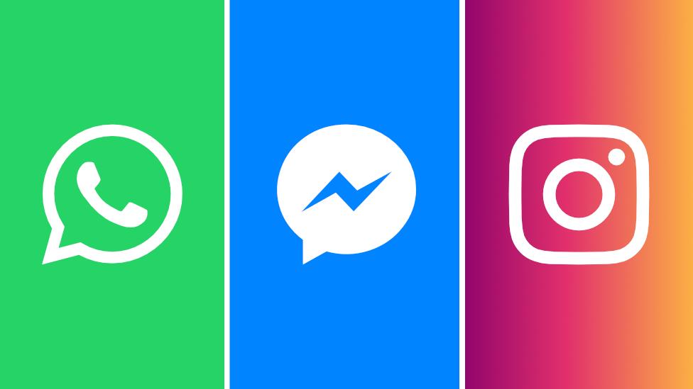 Comienza la fusión entre WhatsApp, Messenger e Instagram
