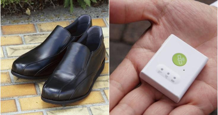 Conoce los zapatos con GPS para localizar a personas con Alzheimer