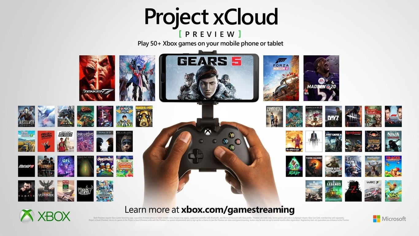 El Galaxy Note 20 será el primer celular que correrá juegos de Xbox 2