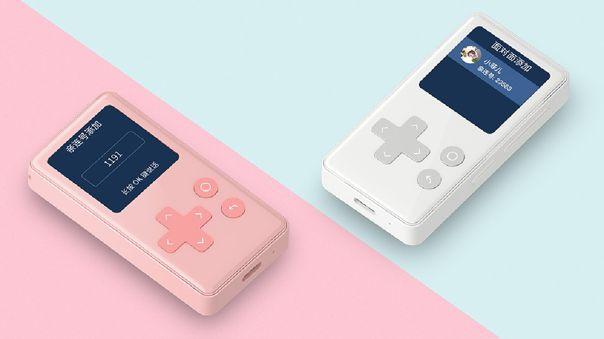 El nuevo smartphone de Xiaomi inspirado en el Game Boy de Nintendo