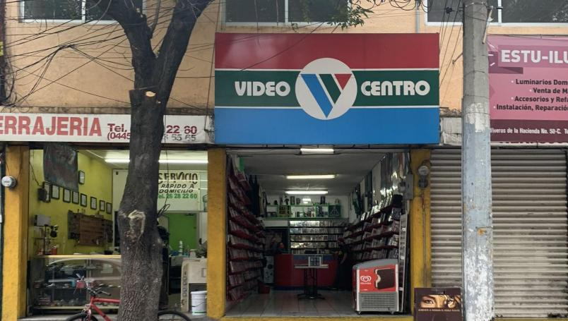 El último Videocentro en México se niega a extinguirse