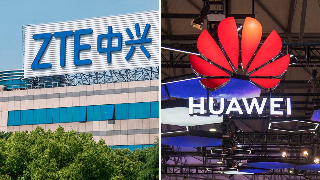 Estados Unidos considera a Huawei y a ZTE una amenaza nacional
