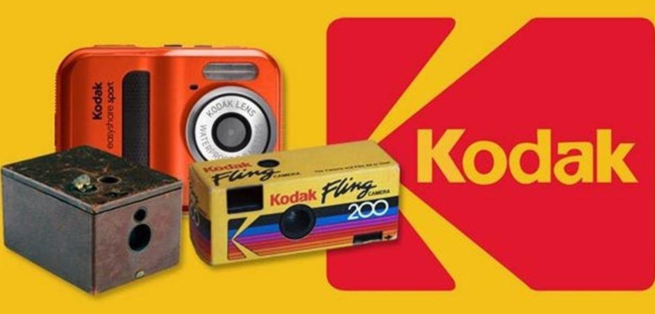Kodak cambia de giro, ahora fabricará productos farmacéuticos