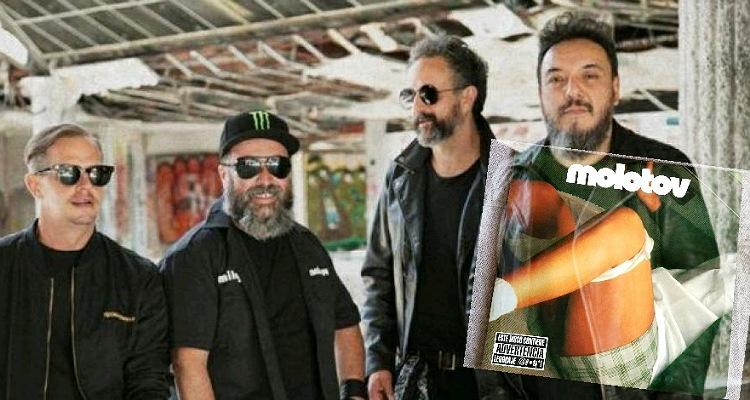 Piden que se cancele a Molotov por su disco '¿Dónde Jugarán las Niñas?'