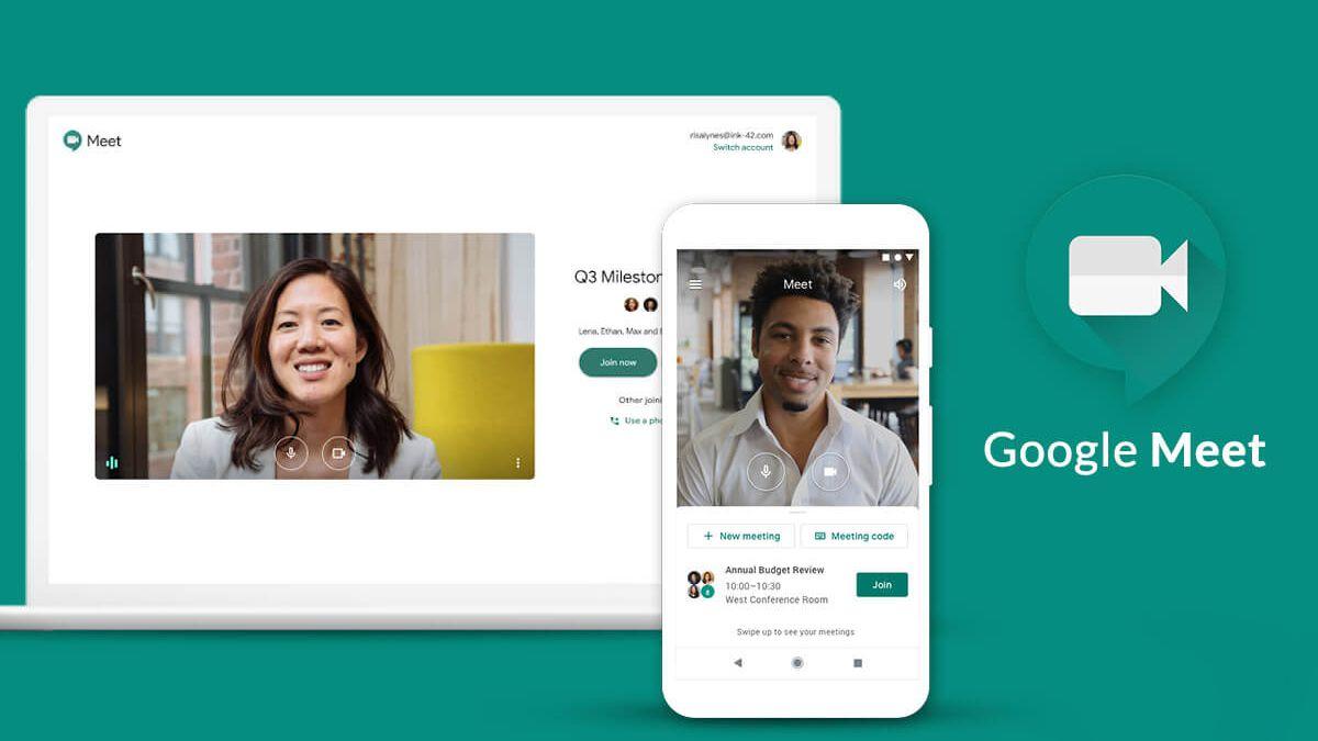 Con esta actualización podrás cancelar el ruido del exterior en tus reuniones por Google Meet