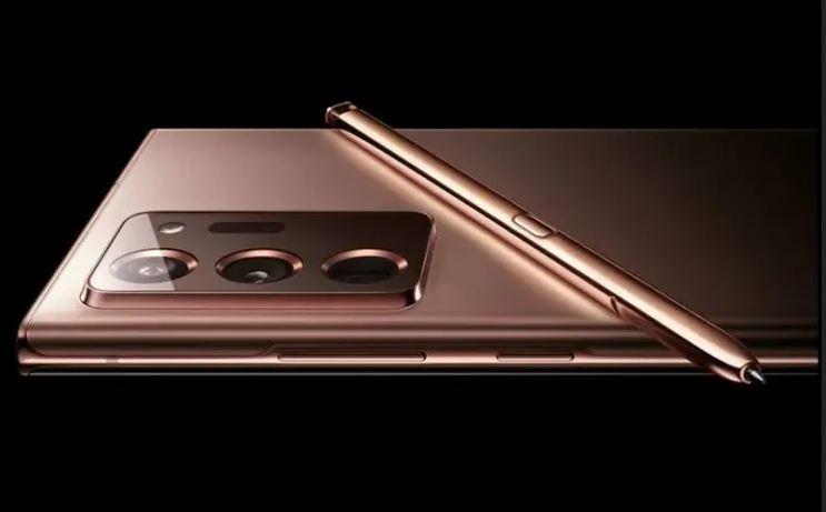 """Samsung muestra """"por error"""" las primeras imágenes del Galaxy Note 20"""