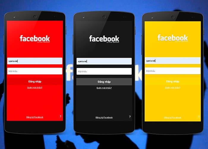 Facebook: El color de tu muro se adaptara a tu foto de perfil
