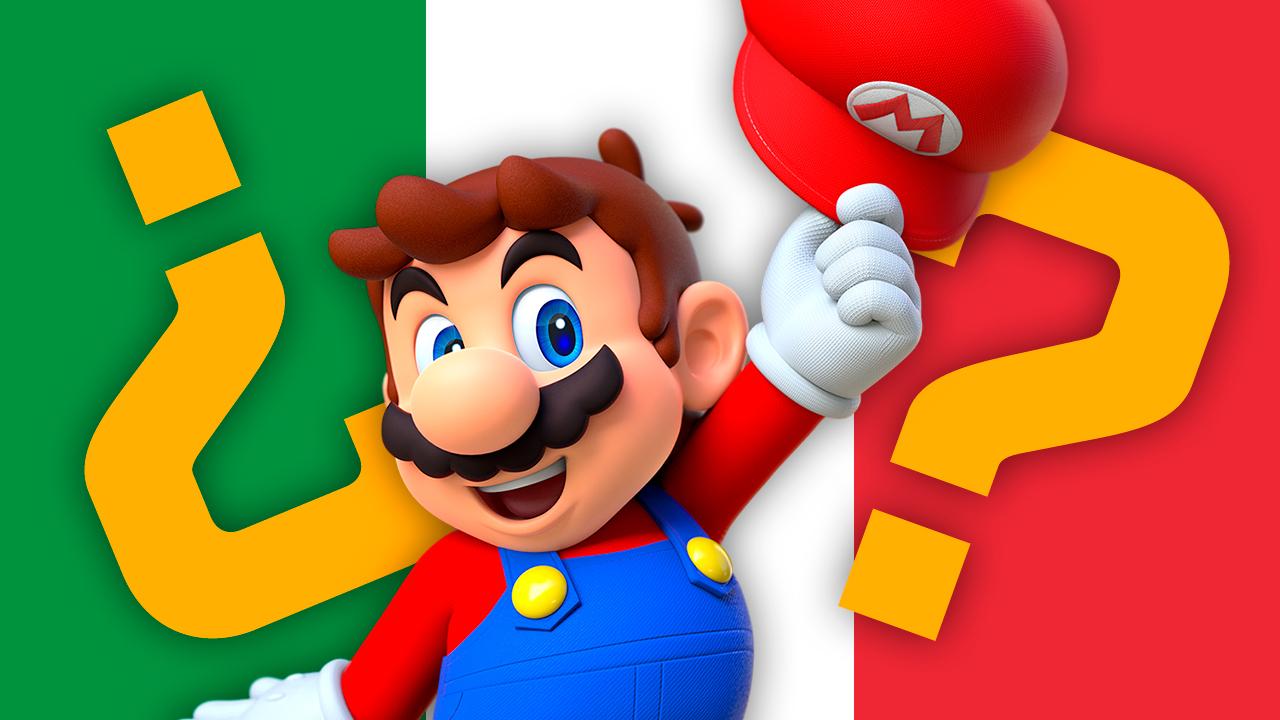 Super Mario Bros no es italiano, revelan su verdadera nacionalidad
