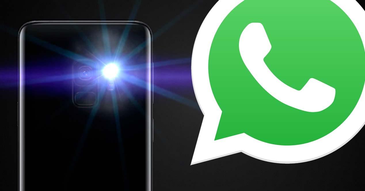 Con este truco podrás lograr que el flash te avise las notificaciones de WhatsApp