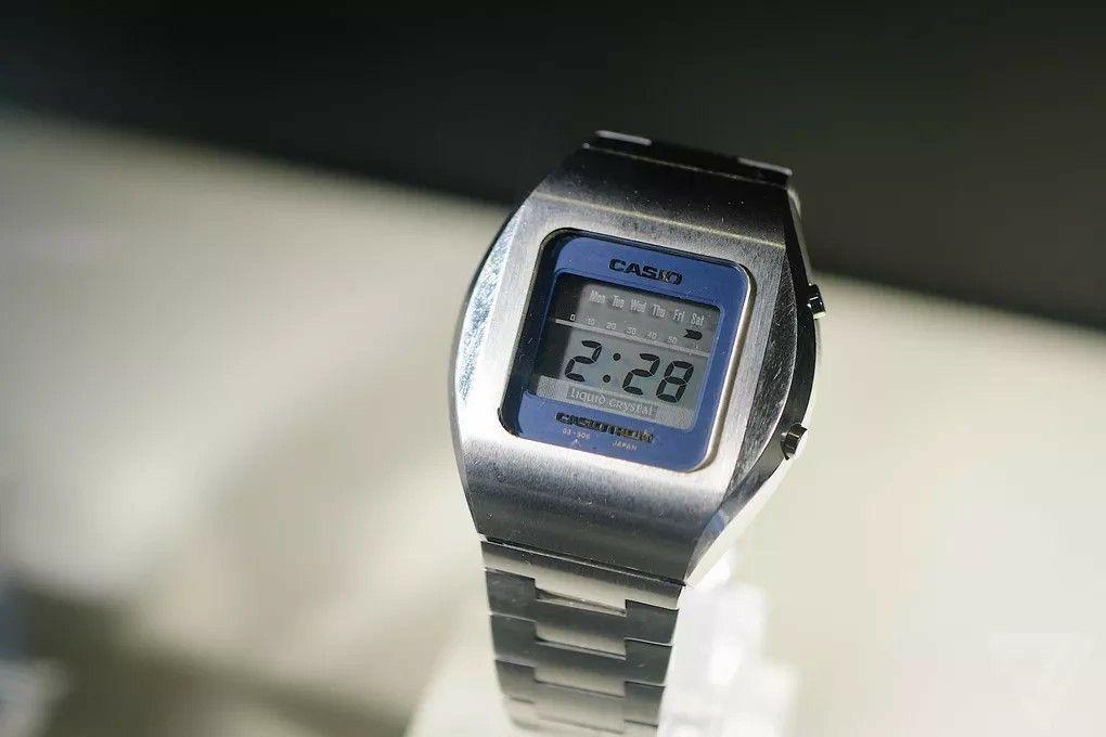 Conoce la historia del legendario 'Casiotron' el primer reloj digital de Casio.