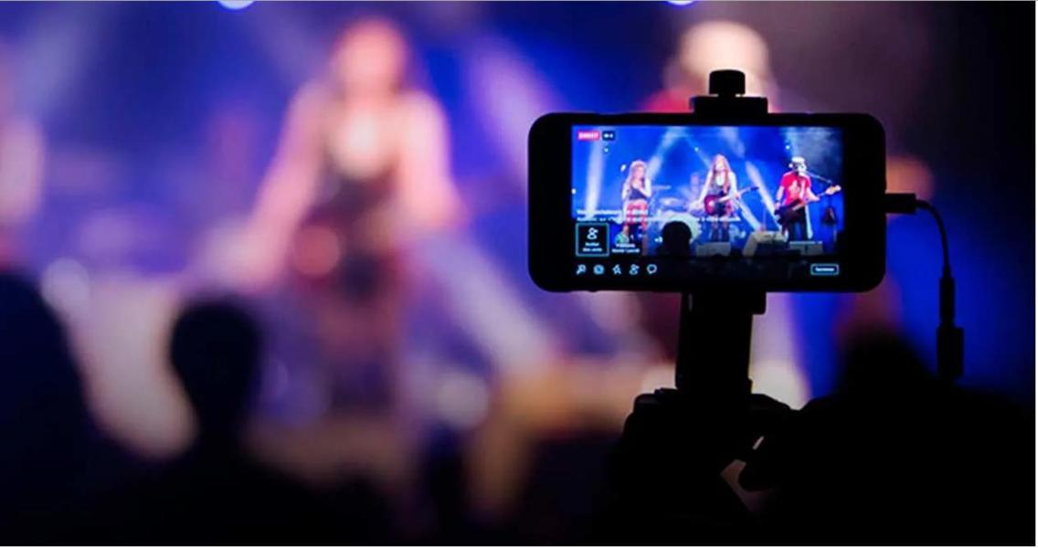 Los nuevos conciertos de Ticketmaster Live, conoce esta nueva modalidad.