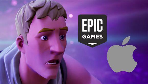 Apple cancela la cuenta de Epic Games, ya no podrás descargar Fortnite