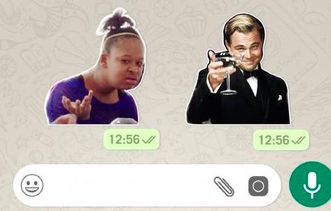 Con esta guía aprenderás a descarga y crear stickers en WhatsApp.