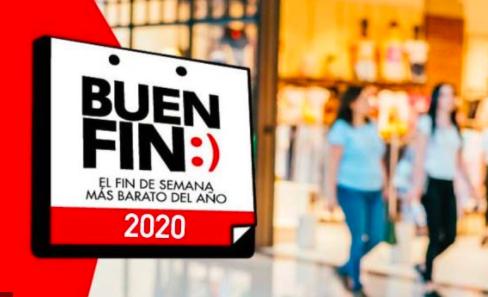 Ya tenemos fechas para el Buen Fin 2020, conócelas.