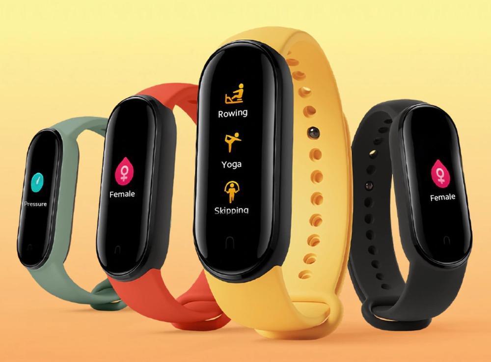 Conoce la Xiaomi Mi Band 5, la pulsera inteligente más vendida 2