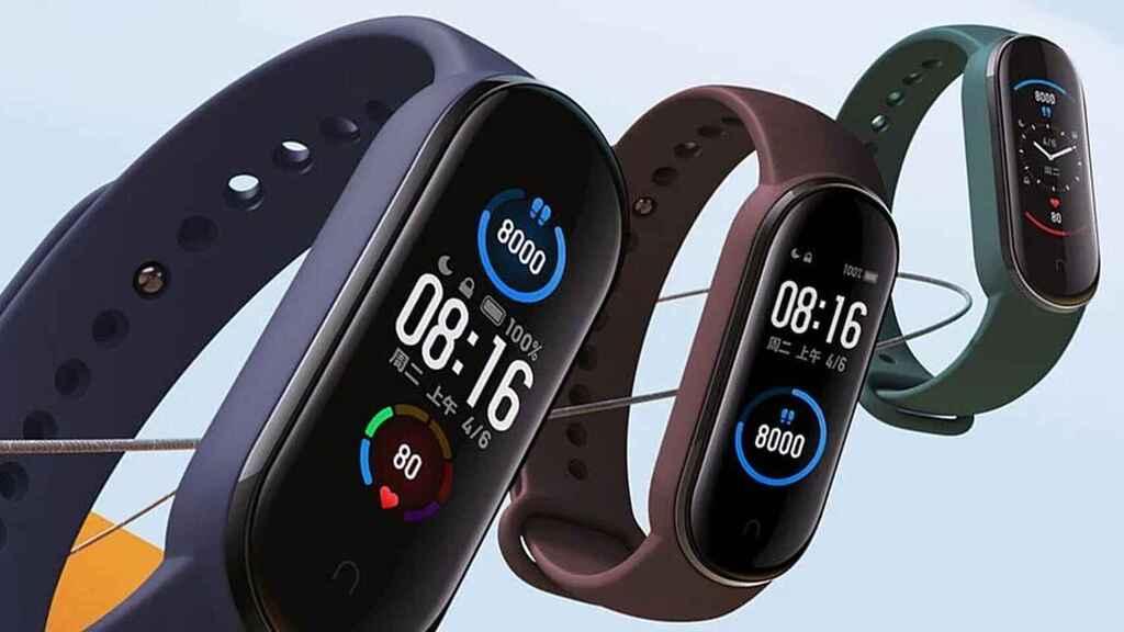 Conoce la Xiaomi Mi Band 5, la pulsera inteligente más vendida